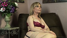Old Porn Pro Nina Hartley Talks About How Much She Likes Pussy