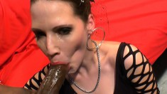 Insatiable young sluts welcome heavy loads of sperm in their mouths