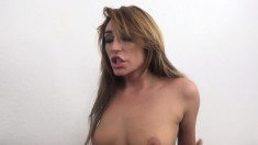 Ravishing Babe With A Magnificent Ass Christiana Is A Sucker For Cock