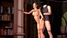Game Naked Whores Gets Wild Fucks in Their Animated Pussy