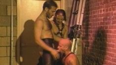 Three Handsome And Horny Guys Bring Their Hardcore Fantasies To Life