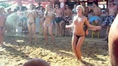 Amateur Public Beach Sex