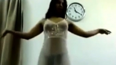 Sexy Arab Dancing Girl